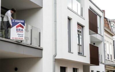 KBC verwacht eerste dalende woningprijzen in bijna 40 jaar